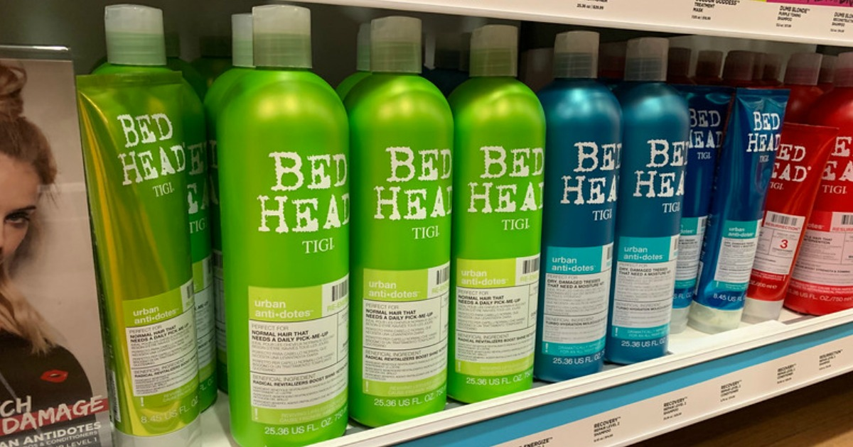 bed head tigi shampoo conditioner ulta store