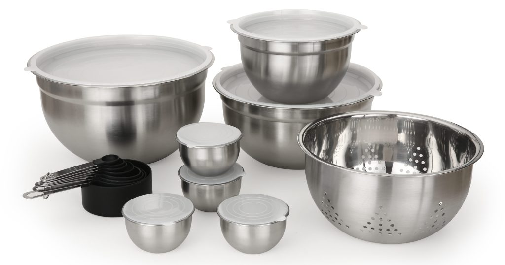 better homes and gardens mixing bowl set