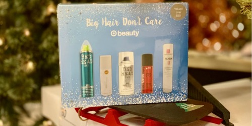 Target Big Hair Don't Care Holiday Beauty Box Just $14.99 Shipped ($30 Value)