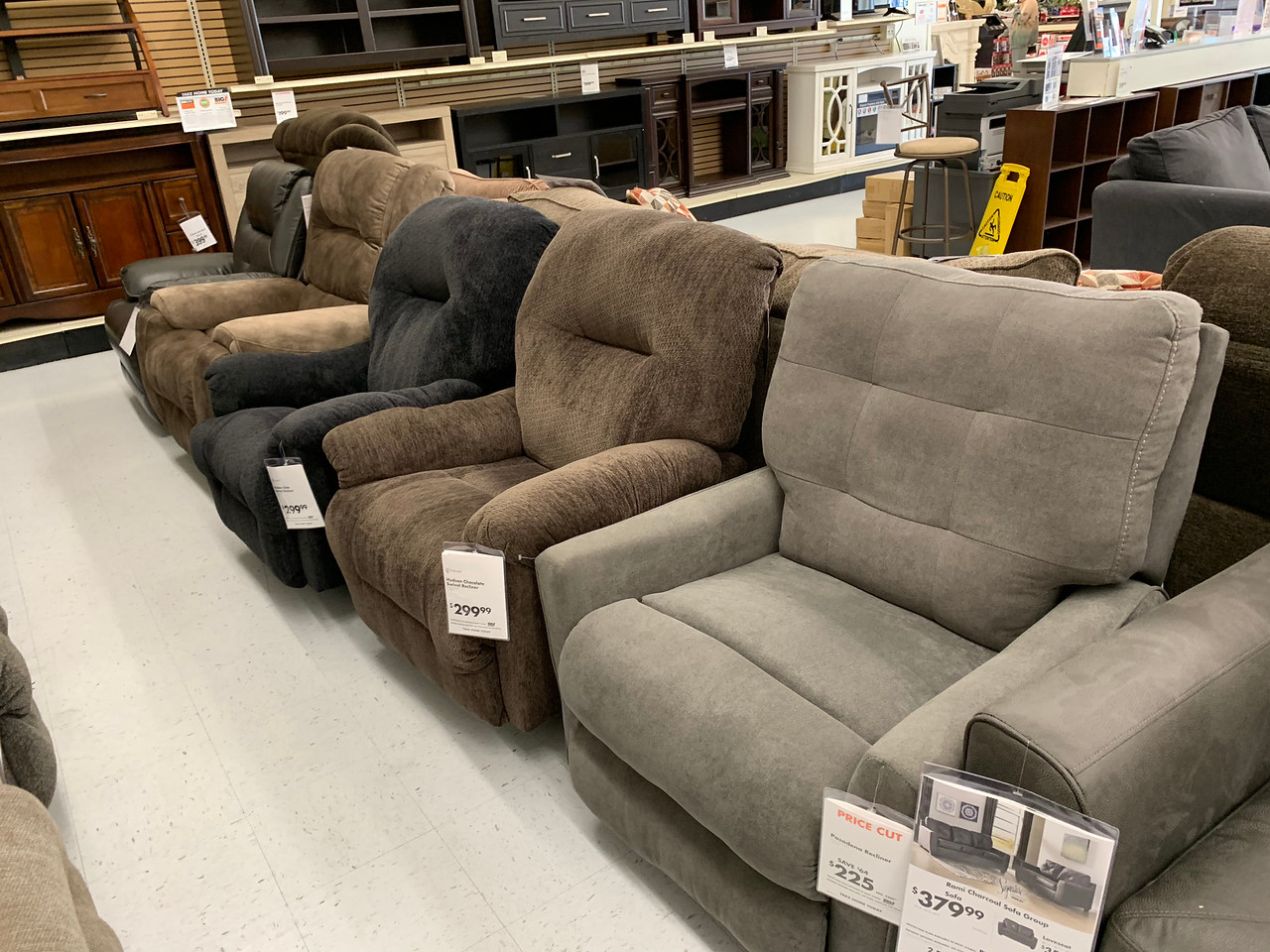 best big lots black friday deals 2018 – recliners and furniture