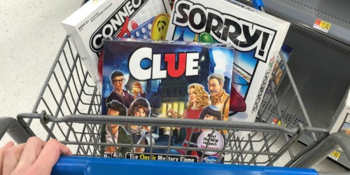 Classic Board Games as Low as $4.99 at Walmart (In-Store & Online)