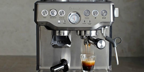Breville Barista Express Espresso Maker Only $449.99 Shipped (Awesome Reviews)