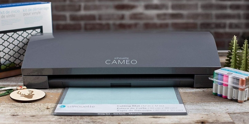 Amazon: Silhouette Cameo 3 Craft Bundle Only $199.99 Shipped