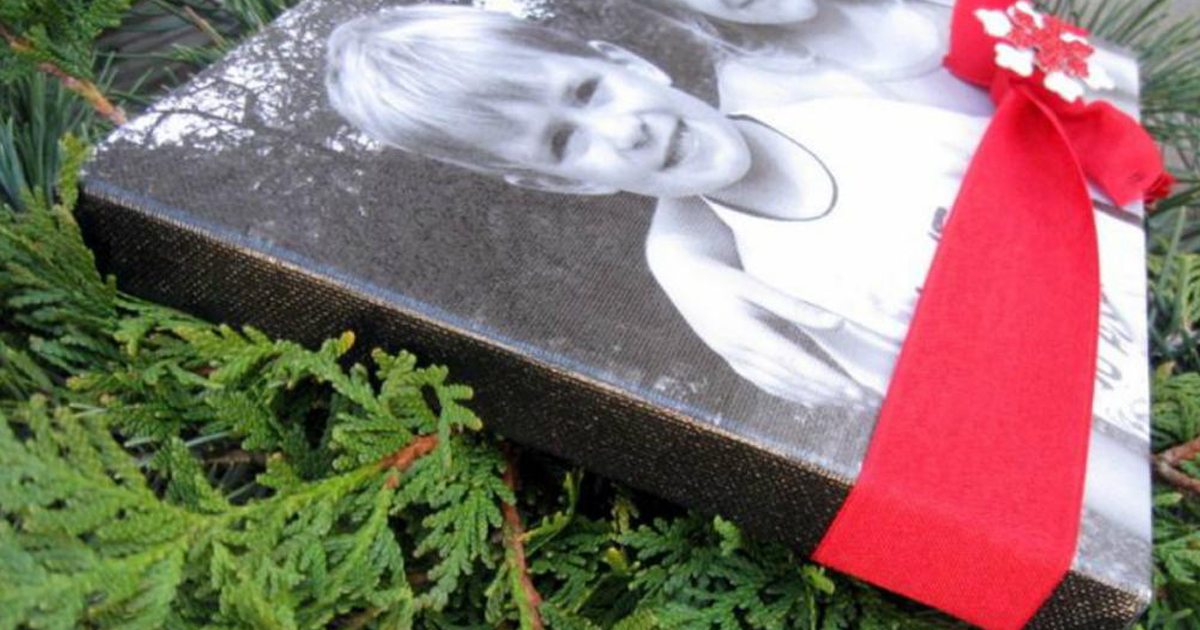 Photo Canvas Gifts