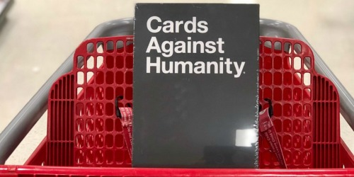 Cards Against Humanity Game Only $20 Shipped at Target + More