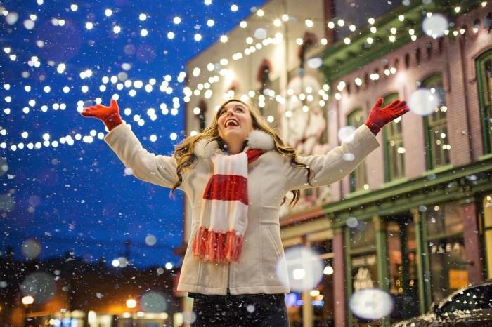 christmas spirit lights