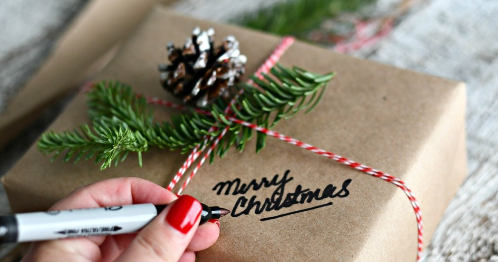 gift wrapping ideas for gift guide