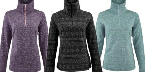 Columbia Women's 1/2 Zip Fleece Just $16 Shipped (Regularly $50)