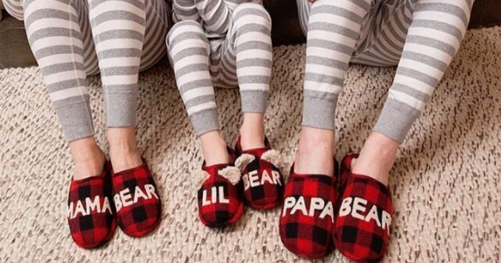 92b1ccb634d Dearfoams Matching Family Slippers Only  8.49 Each at Kohl s ...