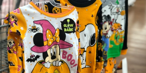 Disney Baby & Toddler Character Pajamas 2-Piece Sets Possibly Only $1.50 at Walmart