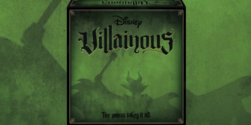 Amazon: Disney Villainous Strategy Board Game Only $27.97 Shipped (Lowest Price)