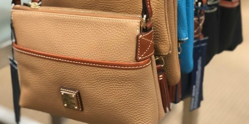 Dooney & Bourke Crossbody Bags as Low as $79 Shipped (Regularly $148)