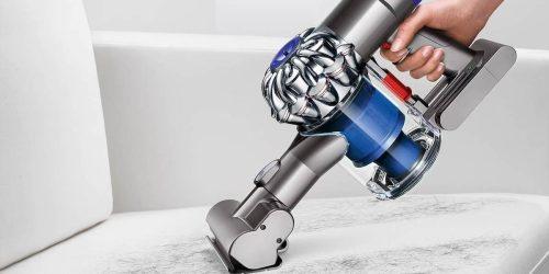 Dyson V6 Fluffy Cordless Vacuum Only $149.59 Shipped (Regularly $500)