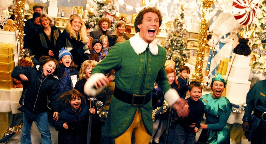 best christmas movies — elf
