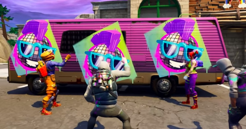 FREE Exclusive Fortnite Spray at Walmart (December 2nd Only)