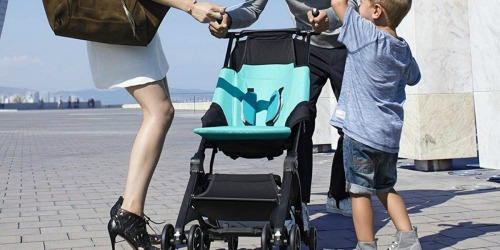 GB Pockit Lightweight Stroller Just $119.95 Shipped (Regularly $180) – Guinness World Records' Most Compact Stroller