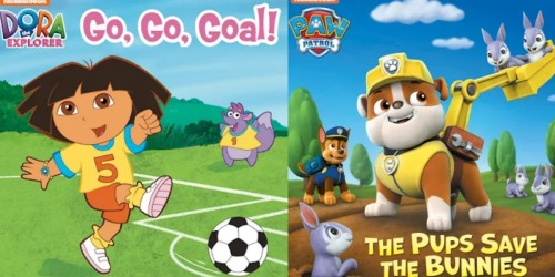 24 FREE Children's Audiobooks on Google Play (Dora the Explorer, Paw Patrol + More)
