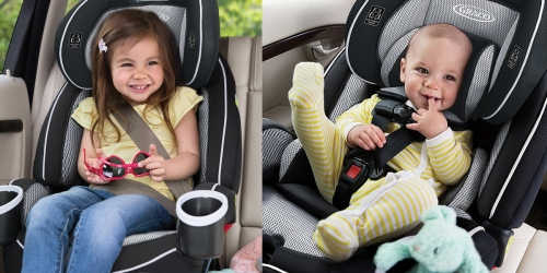 Amazon: Graco 4Ever Convertible Car Seat Only $164.99 Shipped (Regularly $300)