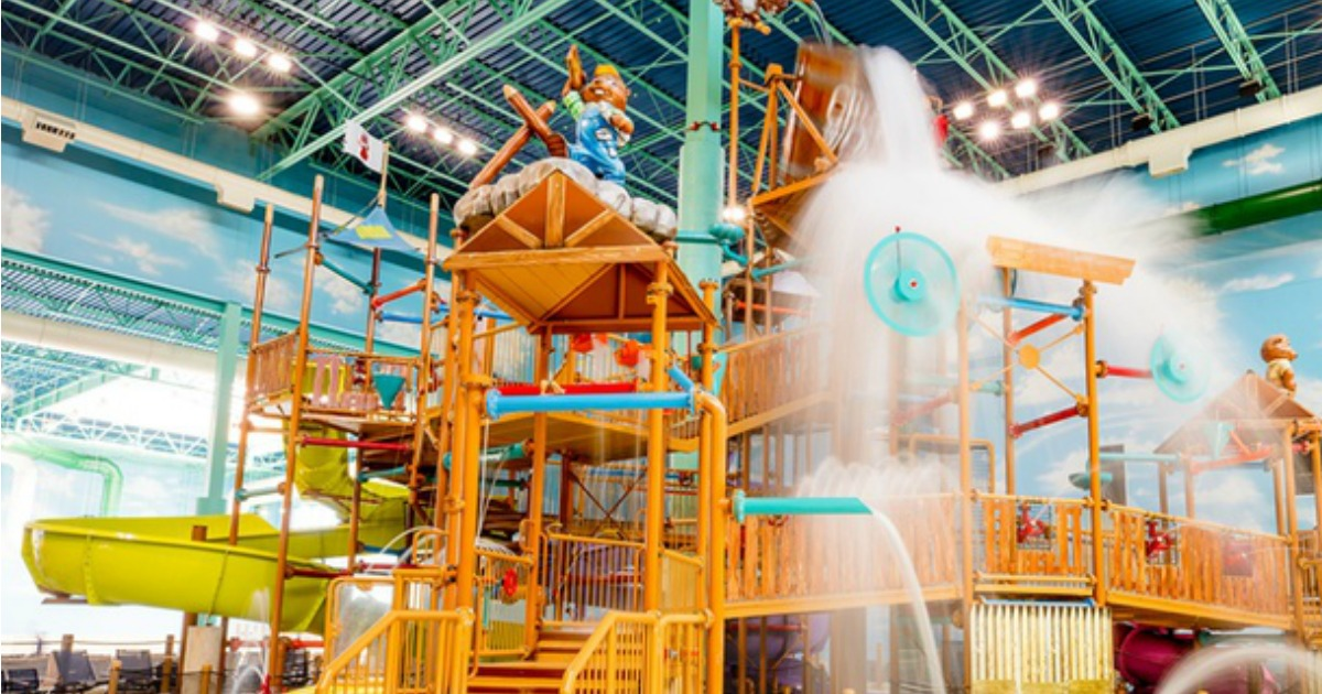 indoor waterpark great wolf lodge