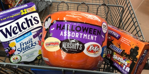 50% Off Halloween Clearance at Walmart Including Candy, Costumes & More