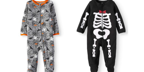 Walmart Clearance: Halloween PJs and Tops Starting at Only 25¢