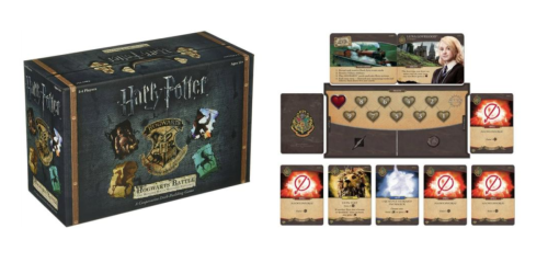 Harry Potter Hogwarts Battle Expansion Card Game Only $20.93 Shipped (Regularly $30) + More