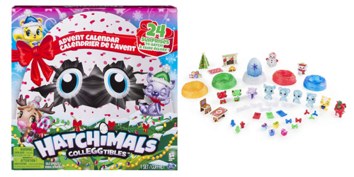 Hatchimal Advent Calendar Only $24.99
