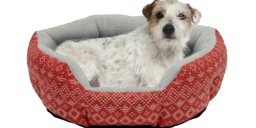TWO Dog Beds Under $10 Total at Walmart