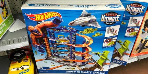 Amazon: Hot Wheels Super Ultimate Garage Set Just $99.99 Shipped (Regularly $200)