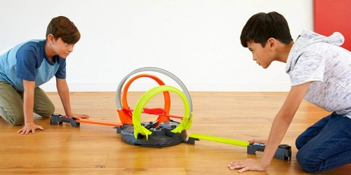 Extra 10% Off All Toys on eBay.com = Hot Wheels Roto Revolution Track Set Only $17.99 Shipped