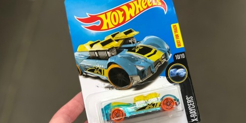 Hot Wheels Cars 50-Pack Just $31.99 Shipped (Only 64¢ Per Car)
