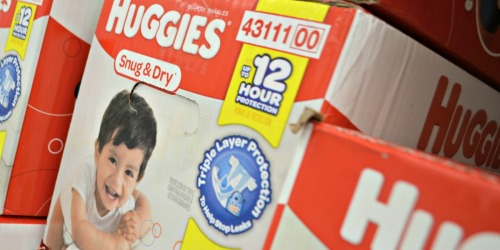 Amazon Family: Huggies Snug & Dry Baby Diapers 192-Count Box Only $23.10 Shipped