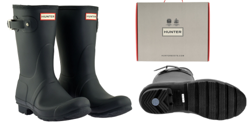 Hunter Rain Boots Only $74.98