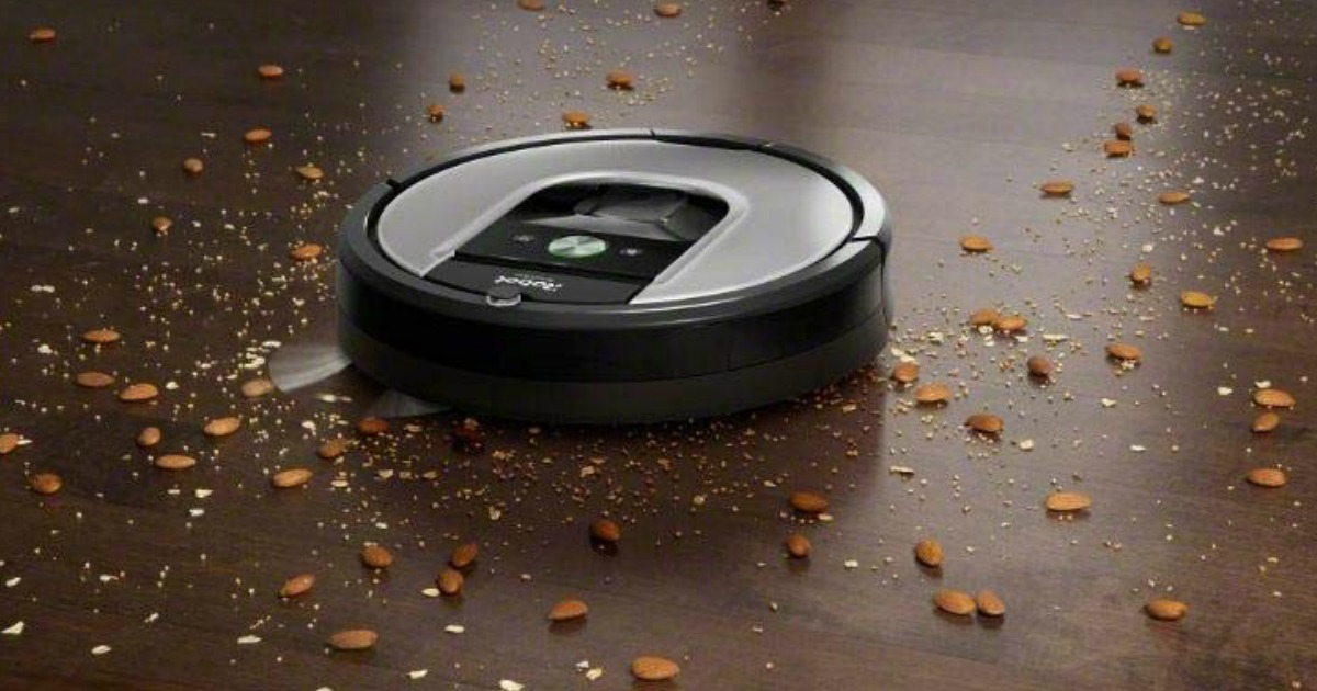 Amazon: iRobot Roomba 960 Robot Vacuum as Low as $415.99 Shipped (w/ Wi-Fi  Connectivity) - Hip2Save