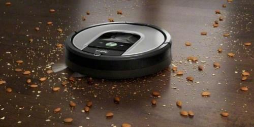 Renewed iRobot WiFi Robot Vacuum Only $279.99 Shipped on Amazon (Regularly $400) | Includes 90-Day Guarantee