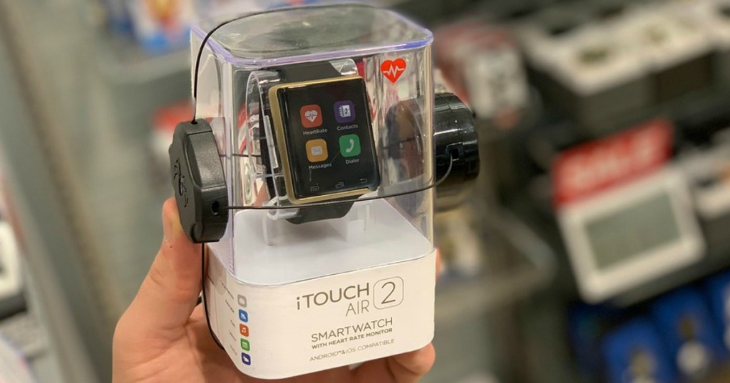 76f420770ea9 iTouch Air 2 Smart Watch Only  50.99 Shipped + Earn  15 Kohl s Cash ...