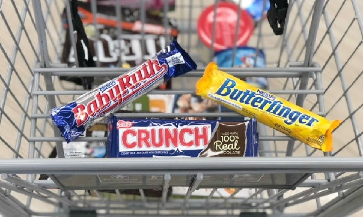 Rite Aid Nestle Candy Bars