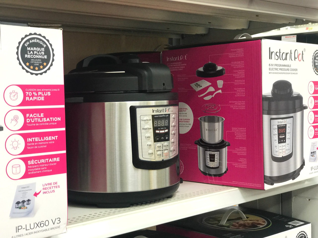 best target black friday 2018 deals – instantpot on a shelf
