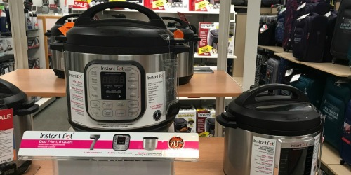Amazon: Instant Pot 8-Quart Pressure Cooker Only $69.99 Shipped (Regularly $140)