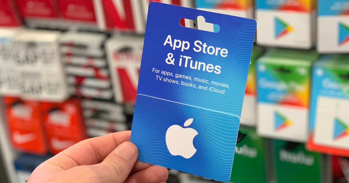 Free $5 Apple iTunes Gift Card for Sprint Customers w/ App