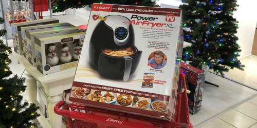 All the Best JCPenney Black Friday 2018 Deals (Huge Savings on Air Fryers & More)