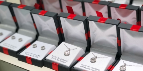 Diamond Jewelry as Low as $20 at JCPenney (Regularly $125) | Perfect for Valentine's Day