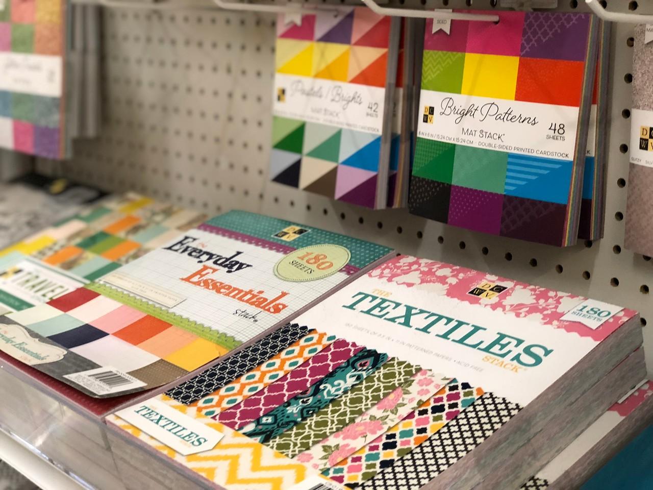 joann paper pads