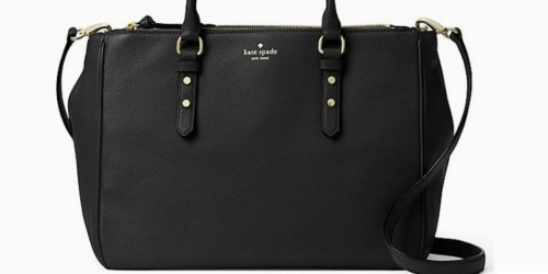 Kate Spade Satchel Only $97 Shipped (Regularly $429) & More