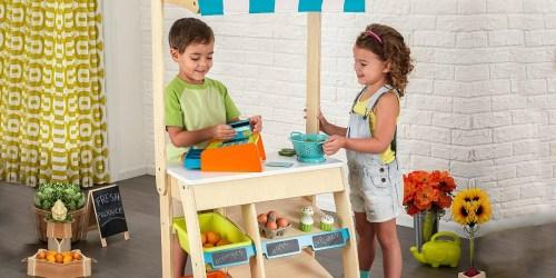 KidKraftGrocery Marketplace Play Set Only $49.99 Shipped (Regularly $120)