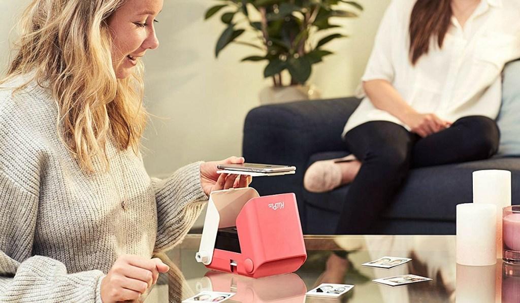gift guide for teens — kiipix polaroid printer