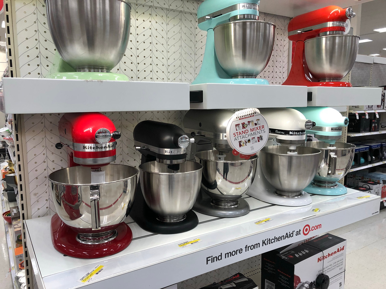 best target black friday 2018 deals – kitchenaid mixers