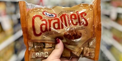 Kraft Caramels & Marshmallows Only 84¢ Per Bag After Cash Back at Target