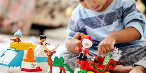 LEGO Duplo Town Santa's Winter Holiday as Low as $18.99 (Regularly $30)