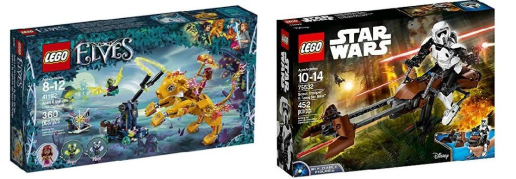 93a8bc1abddfb LEGO Elves Azari & The Fire Lion Capture 41192 Building Kit (360 Pieces)  Only $16.99 (regularly $29.99) from Amazon.com – LOWEST PRICE